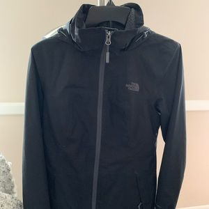 Black North Face jacket coat size XS extra small
